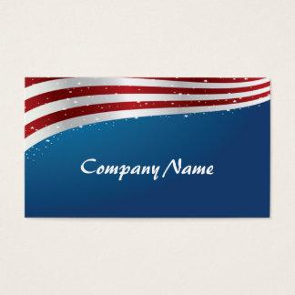 Todo o cartão de visita americano