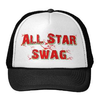 todo o chapéu dos ganhos da estrela bone