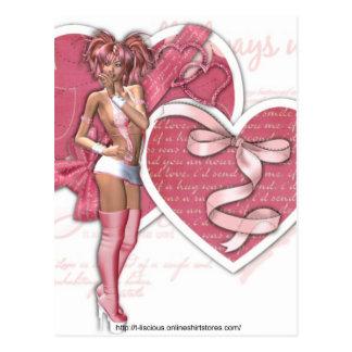 Todo o coração - cartão