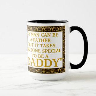 Todo o homem pode ser uma caneca do pai