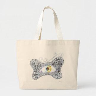 Todo o olho de vista do deus bolsas para compras