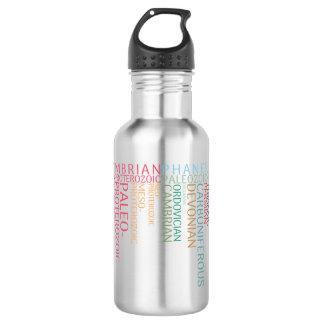 Todo o tempo no mundo garrafa d'água