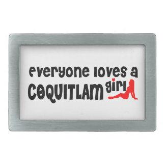 Todos ama uma menina de Coquitlam