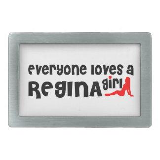Todos ama uma menina de Regina