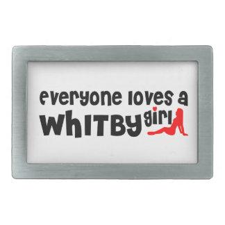 Todos ama uma menina de Whitby