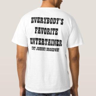 Todos anfitrião favorito t-shirt