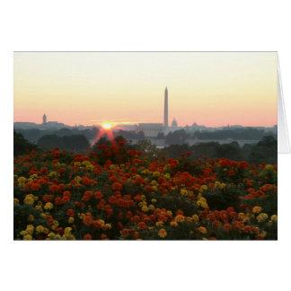 Todos os cartão do nascer do sol três