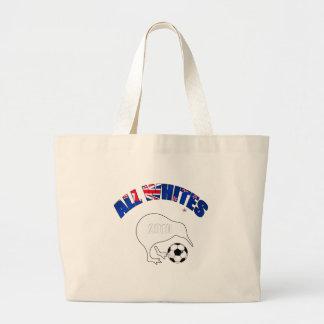Todos os presentes dos fan de futebol do futebol d bolsas para compras