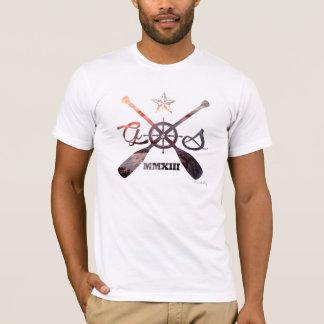 tokley de claire do marinheiro camiseta