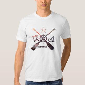 tokley de claire do marinheiro t-shirts