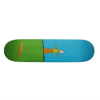 Tolo no hilldeck, MaybeProbablyLogo_alone Skate Boards