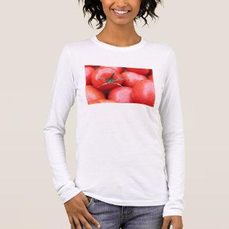 tomate camiseta manga longa