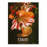 Tomates de Italia - de Cirio Cartões Postais