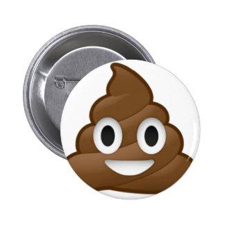 Tombadilho de sorriso Emoji Bóton Redondo 5.08cm