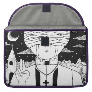 Tome-me à igreja bolsas MacBook pro