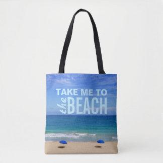 Tome-me à praia - o bolsa