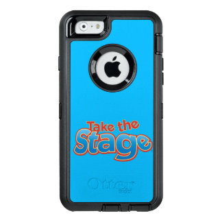 Tome o defensor do iPhone 6/6s de OtterBox Apple