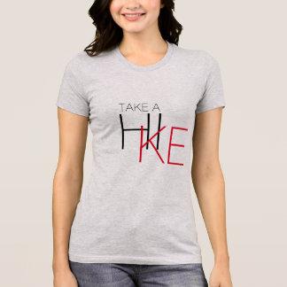 tome o design do t-shirt do design da camisa de um