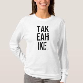 Tome uma caminhada que caminha o nome da trouxa da camiseta