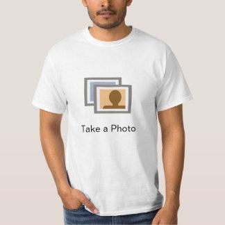 Tome uma foto tshirt