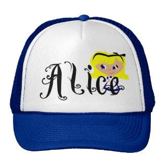 Toon Alice - aventuras de Alice no país das Boné