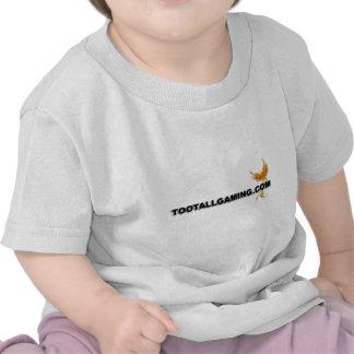 Tootallgaming com t-shirts