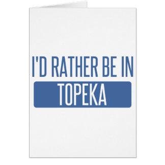 Topeka Cartão