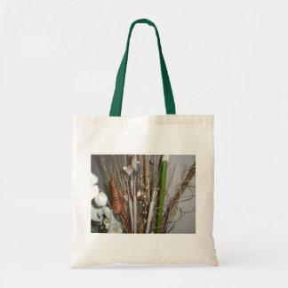 Toque da natureza bolsas para compras
