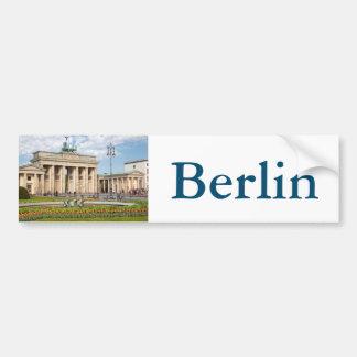 Tor de Berlim Brandenburger Adesivo De Para-choque