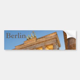 Tor de Brandenburger em Berlim Adesivo Para Carro