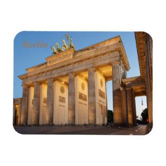 Tor de Brandenburger em Berlim Ímã