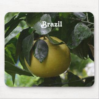 Toranja de Brasil Mouse Pad