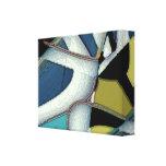 Torção - abstrato 32 impressão de canvas esticadas