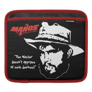 Torgo & mestre capas para iPad