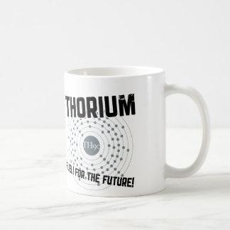 TÓRIO - COMBUSTÍVEL! PARA O FUTURO! CANECA DE CAFÉ