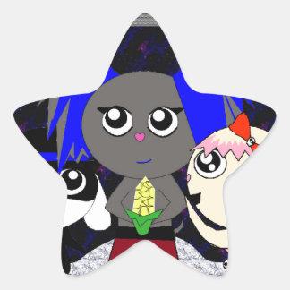 Torna-se o unicórnio adesito estrela