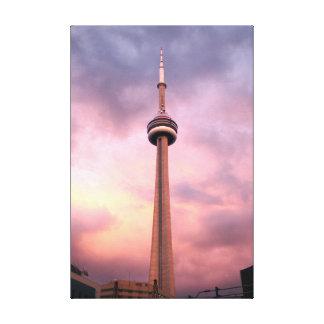 """Toronto - torre 24"""" da NC x 36"""", 1,5"""", canvas"""
