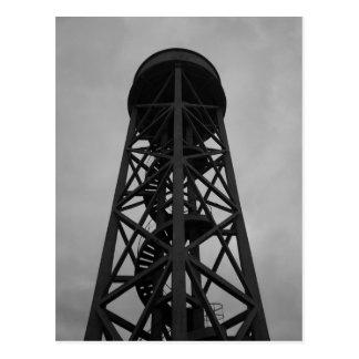 torre de água cartão postal