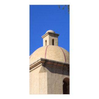 Torre de Bell 10.16 X 22.86cm Panfleto