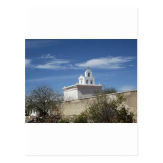 Torre de Bell da missão Cartão Postal