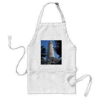 Torre de Coit, avental de San Francisco