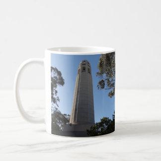 Torre de Coit, caneca de San Francisco #2