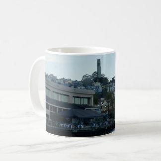 Torre de Coit, caneca de San Francisco #3