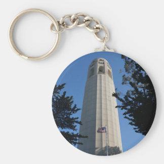 Torre de Coit, chaveiro de San Francisco