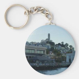 Torre de Coit, chaveiro de San Francisco #3