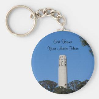 Torre de Coit, chaveiro de San Francisco #6