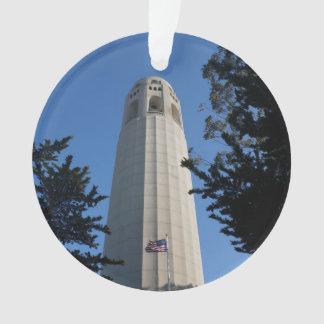 Torre de Coit, ornamento de San Francisco