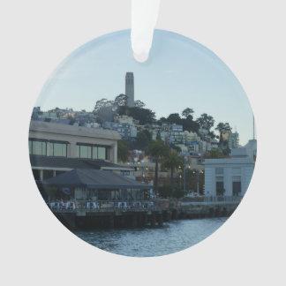 Torre de Coit, ornamento de San Francisco #3