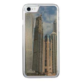 Torre de Dubai Cayan Capa iPhone 8/ 7 Carved