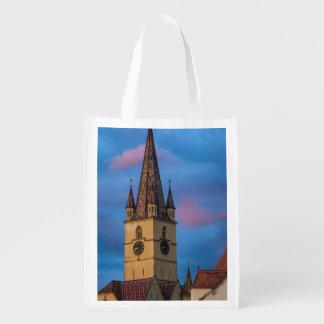 Torre de igreja evangélica Sibiu